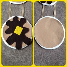 Halloween 2013- G's pancake costume. So much fun making this years costumes