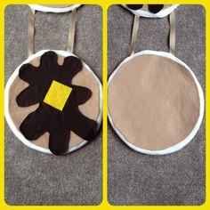 Halloween 2013- G's pancake costume. So much fun making this years costumes