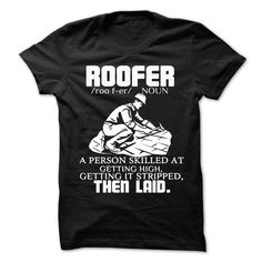 ROOFER - #floral shirt #tshirt crafts. HURRY:   => https://www.sunfrog.com/LifeStyle/ROOFER-12412027-Guys.html?id=60505