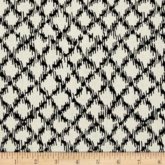 QT Fabrics Queen Of We'en Sketchy Plaid Ecru from Designed by J. Wecker Frisch for QT Fabrics, this cotton print fabric features a destroyed plaid design. Perfect for quilting, apparel and home decor accents. Colors include black and white. Fabric Display, Forest Design, Fabric Animals, Name Design, Plaid Design, Home Decor Items, Fabric Weights, Decorative Items, Accent Decor