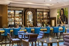 Book a room or celebrate in a luxury boutique hotel in London into a haven of spacious rooms and suites; restaurants; bars; bowling alley; spa and luxurious cinema. Click the photo to solidify your travel plans to the United Kingdom!   Photo Credit : Courthousehotel Shoreditch