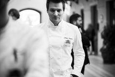 CHEF OF THE DAY – CUOCO DEL GIORNO Nikita Sergeev | Foto Cinzia Camela