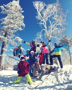 """""""My lovely  &  friends❤❤ #naturegram #nature #natureshots #natureaddict  #iphonography #iphoneography #iphoneshot  #natureadventure #adventure #adventuretime #mountain #inspiration #motivation #travel #travelgram #snowboarding #snowboard #snowboarder #whitepowder"""" by (dahlia_wong). natureaddict #travel #travelgram #naturegram #natureshots #nature #iphoneography #iphonography #adventure #adventuretime #whitepowder #snowboard #snowboarding #mountain #iphoneshot #natureadventure #snowboarder…"""