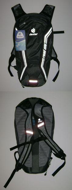 Backpacks 181379: Deuter Road One Backpack Granite Black New With Tags Biking Hiking Walking -> BUY IT NOW ONLY: $45 on eBay!