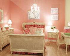 Little Girl Bedroom Painting Ideas Design, Pictures, Remodel, Decor and Ideas - page 2 sooo pretty