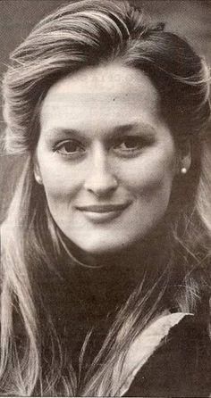 Beautiful young Meryl