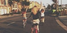 Evening cycle ride with friends in the summer Bff Goals, Best Friend Goals, Best Friends, The Last Summer, Summer Of Love, Summer With Friends, Best Friend Pictures, Friend Photos, Photo Tips