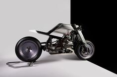 BMW R1200R Cafe Racer future - Digimoto #motorcycles #caferacer #motos | caferacerpasion.com