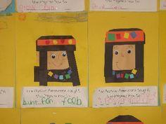 Native American Craft & writing piece