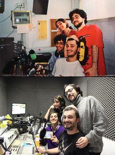 Gli anni che passano a Radio Città del Capo #manoinonceneaccorgiamo