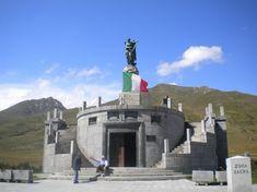 Passo del Tonale, Sacrario