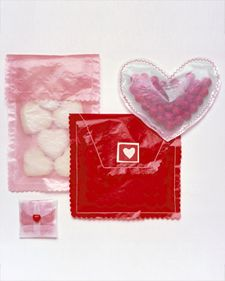 See-Through Valentines | Step-by-Step | DIY Craft How To's and Instructions| Martha Stewart