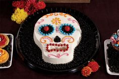 How to Make a Day of the Dead Cake
