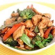 Chicken and Veggies Stir Fry
