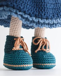 BELLA Crochet Doll Amigurumi doll Stuffed doll Handmade