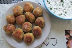 Greckie smaki: Favokeftedes, czyli klopsiki z grochu