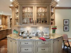Contemporary Kitchens from Gladys Schanstra on HGTV