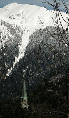Il campanile di Pinzolo - Trentino Alto Adige #Yamadu Community - Google+ https://www.yamdu.it