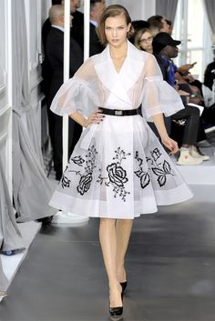 Christian Dior - Haute Couture Spring Summer 2012 - Shows - Vogue.it