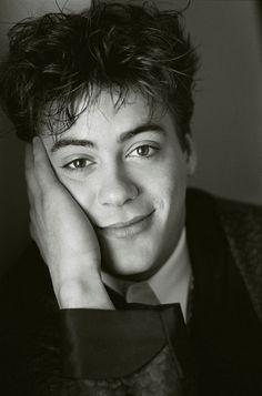 Robert Downey Jr, 1985