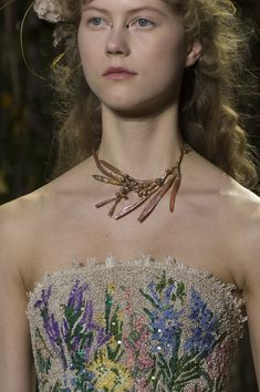 Christian Dior Couture, Spring 2017 - Couture's Spring '17 Runway Jewelry Is Really Fierce - Photos