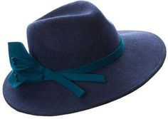 ShopStyle: East Lily trim fedora