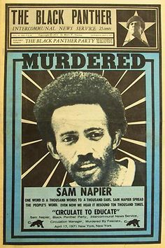 The Black Panther: newspaper of the Black Panther Party