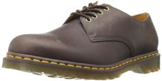 Dr. Martens Men's Stanton Shoe -  	     	              	Price: $  110.00             	View Available Sizes & Colors (Prices May Vary)        	Buy It Now      Lace into a classic with the Dr. Martens Stanton 4 Eye Shoe. This Dr. Martens mens shoe is set in a full-grain leather upper which is stitched to the outsole for...
