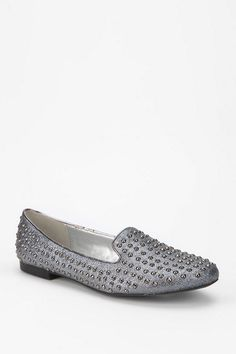 Wanted Glitter Stud Loafer  #UrbanOutfitters