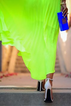 2014 New Women Summer Dress Sexy Chiffon Long Maxi Dress Elegant Neon Bohemia Party Club Dresses Vestidos Casual Free Shipping