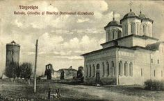 Targoviste - Curtea veche - 1920