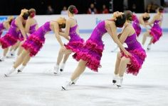 Synchronized Skating, Haydenettes, Figure Skating, Team USA 1
