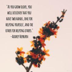 #audreyhepburn #grace #girlpower #strongwomen #Audrey #love #beauty #beautiful #wordstoliveby #quotes