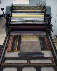Printing & Graphic Arts Business & Industrial Vintage Printing Letterpress Printers Block Teddy Bear On Drum Holding Flag