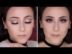 Neutral Make-up Tutorial | Full Face | Easy Look | Hatice Schmidt - YouTube