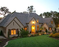 Traditional Exterior Ranch Style Design, Pictures, Remodel, Decor and Ideas - page 63