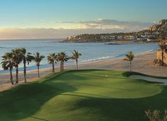 One & Only Palmilla, Los Cabos Now 22 years old, the course that got the Cabo golf ball rolling dishes out three Jack Nicklaus desert-tinged, canyon-strewn nines... #golf #courses