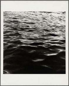 Hudson River (3) | Peter Hujar | Photography | The Morgan Library & Museum Morgan Library, Gelatin Silver Print, Over The River, Hudson River, Photos, Museum, Artist, Play, Water