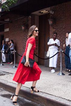 Неделя моды в Нью-Йорке, весна-лето 2016: Street Style, Часть 2