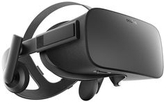 Oculus Rift Virtual Reality headset and Touch controller for PC and XBOX One console