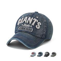 reputable site 1b3c2 4337c Men Women Cotton Denim Washed Baseball Caps Vintage Adjustable Outdoor Snapback  Hat is hot sale on Newchic Mobile.
