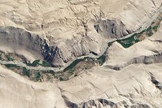Lluta River, Chile : Image of the Day : NASA Earth Observatory