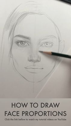 best drawing tips, disney drawings, drawing people of techniques, great examples of drawing tutorial. Pencil Art Drawings, Art Drawings Sketches, Drawing Art, Drawing Faces, Face Proportions Drawing, Drawing For Kids, Easy Drawings, Tattoo Sketches, Nose Drawing