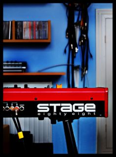 Jay's baby - Nord Stage 88 | Flickr - Photo Sharing!
