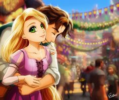 Tangled Thank you 2000 Watchers by Esther-fan-world on DeviantArt