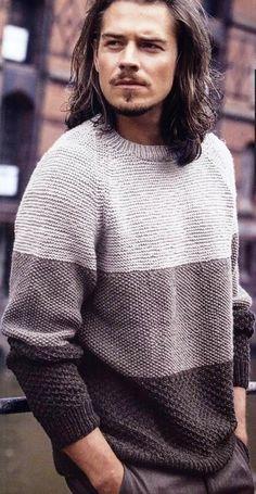 5937008_201ev2g17g3lz18k (363x700, 224Kb) Knitting Designs, Knitting Projects, Knitting Patterns, Fair Isle Knitting, Hand Knitting, Hand Knitted Sweaters, Men Sweater, Pulls, Knitwear