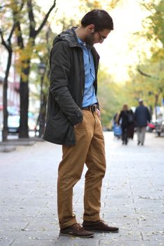 men style | like the shirt and pants combo
