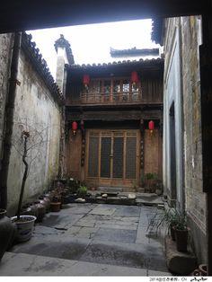 延村   婺源縣   徽派建築   江西   中國   Backpack Travel   China