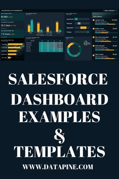 Monitor, analyze, and optimize all relevant aspects of customer relationship management with powerful Salesforce dashboard. See our selected examples and templates! Business Dashboard, Sales Dashboard, Dashboard Examples, Analytics Dashboard, Data Analytics, Secret Websites, Salesforce Administrator, Excel Dashboard Templates, Infographic