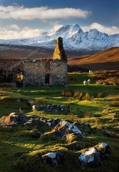 Isle of Skye, Scotland I loved it when I visited it years ago, want to go back